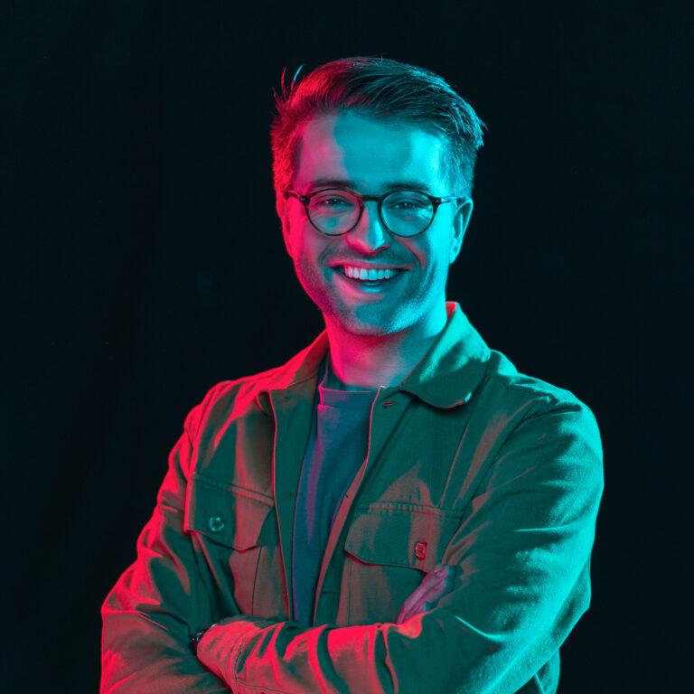 Mervyn - advertising specialist - Endeavour Heroes